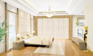 卧室-欧式风格